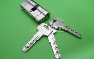 Пренареждане на Секретни Ключалки